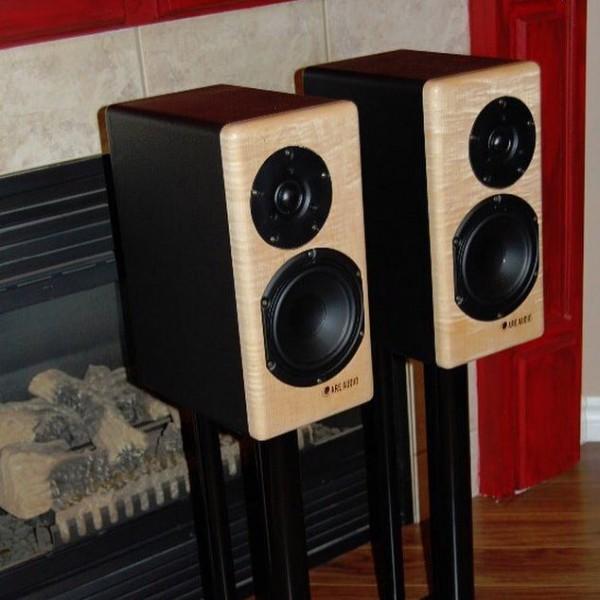 ARE AUDIO LIGHT ROASTS 2.0-Speakers
