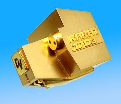 DYNAVECTOR 17D3 KARAT-Phono Cartridge