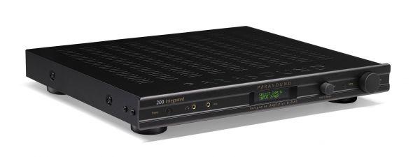 PARASOUND CLASSIC 200-Integrated amp/DAC
