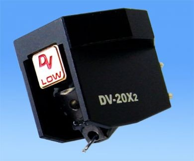 DYNAVECTOR 20X2-Phono Cartridge