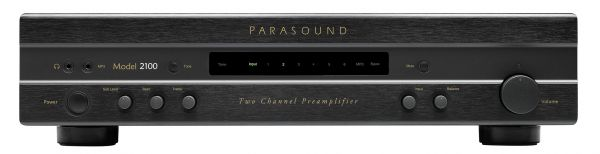 PARASOUND NEW C2100-Preamplifer
