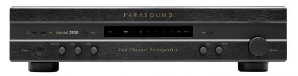 PARASOUND NEW C2100-Preamplifer