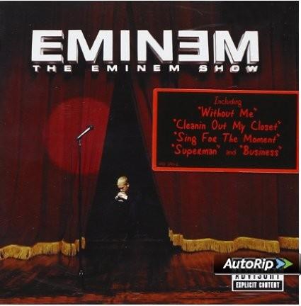 EMINEM-TheEminem Show