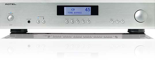 ROTEL A11-Integrated Amplifer