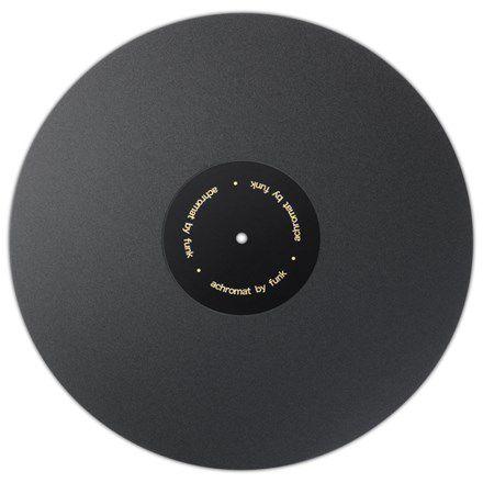 FUNK ACHROMAT SL1200APM-Turntable Mat