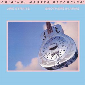 DIRE STRAITS-Brothers In Arms