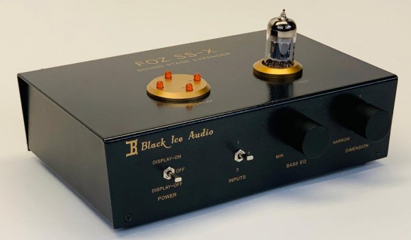 BLACK ICE FOZ SSX-Soundstage Expander