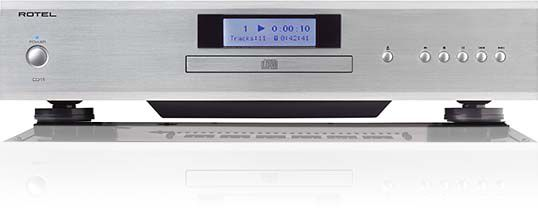 ROTEL CD11-Compact Disc Player