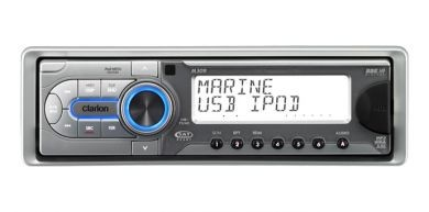 Clarion Marine Head Unit - M309