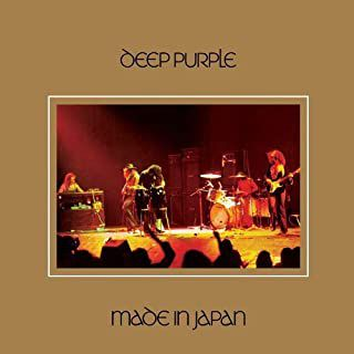 DEEP PURPLE -MADE IN JAPAN