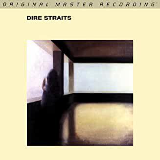 DIRE STRAITS-Dire Straits MOFI