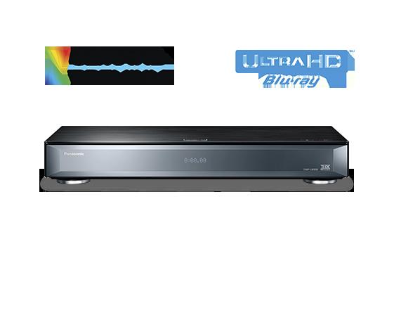 PANASONIC DMPUB900-4K Blu-ray Player