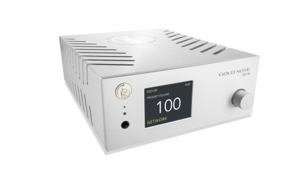 GOLDNOTE DS-10-DSD Streamer/Dac