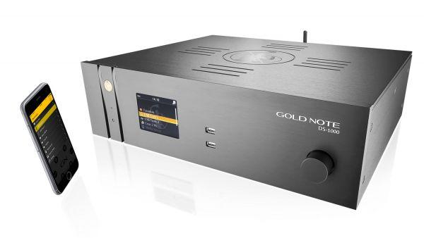 GOLDNOTE DS-1000MKII-Digital Streamer