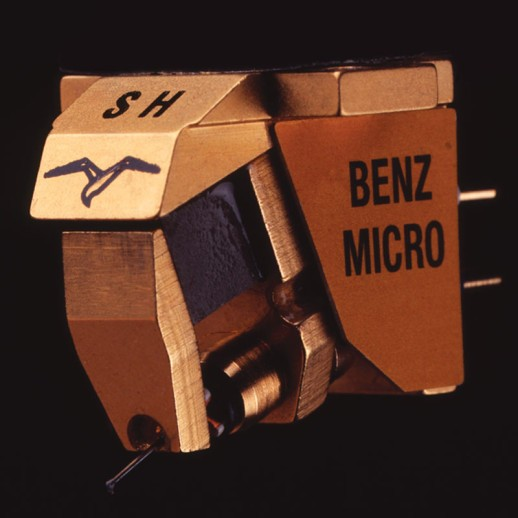 BENZ MICRO GLIDER-Phono Cartridge