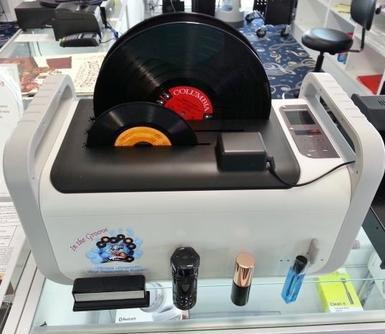 KIRMUSS KARC-1 -Ultrasonic Record Cleaning Machine