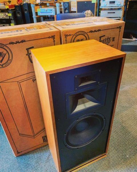 KLIPSCH FORE III-Speakers
