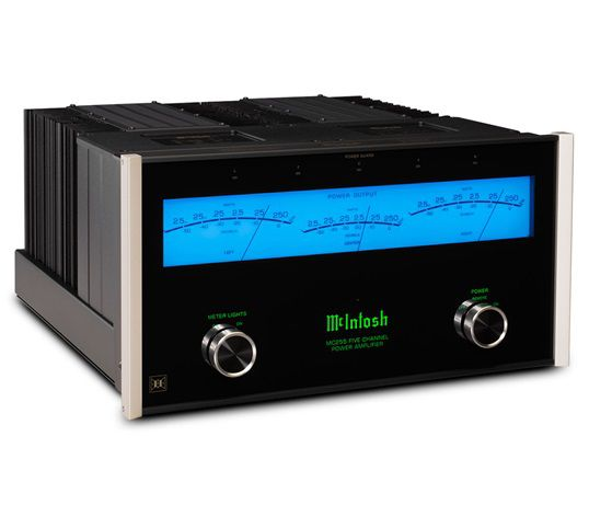 MCINTOSH MC-255-Power Amplifier