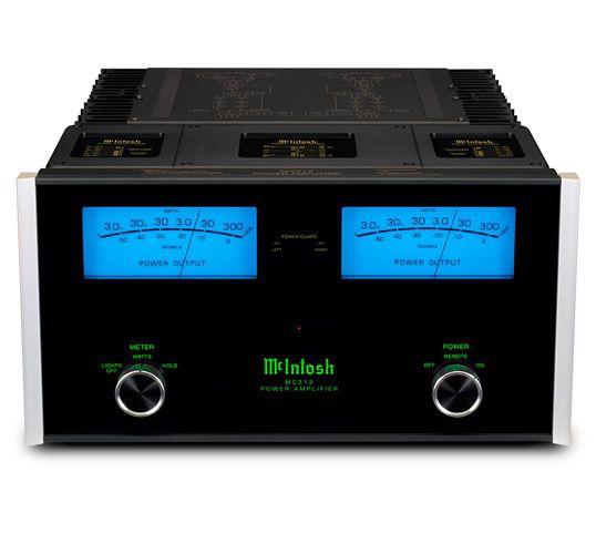 MCINTOSH MC-312-Power Amplifier