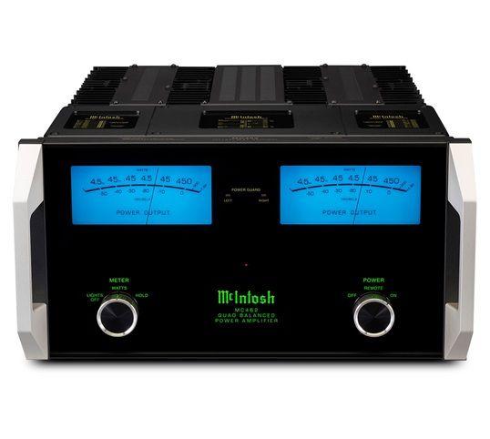 MCINTOSH MC-462-Power Amplifier