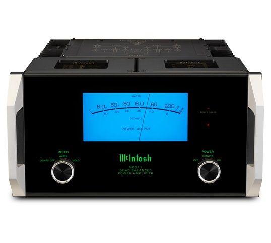 MCINTOSH MC-611-Mono Power Amplifer