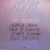 PAT METHENY-80/81
