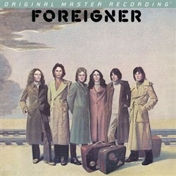 FOREIGNER Self Titled