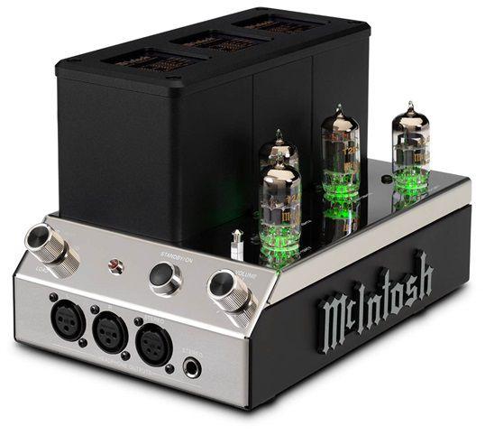 MCINTOSH MHA-2200-Headphone Amplifer