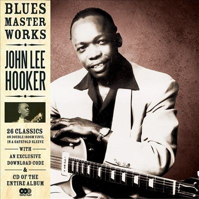 JOHN LEE HOOKER-Blues Master Works