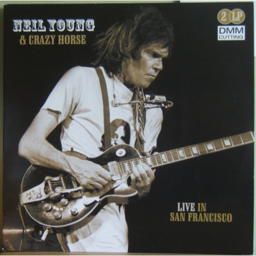 NEIL YOUNG :LIVE In San Francisco