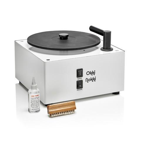 OKKI NOKKI RCM-Record Cleaning Machine