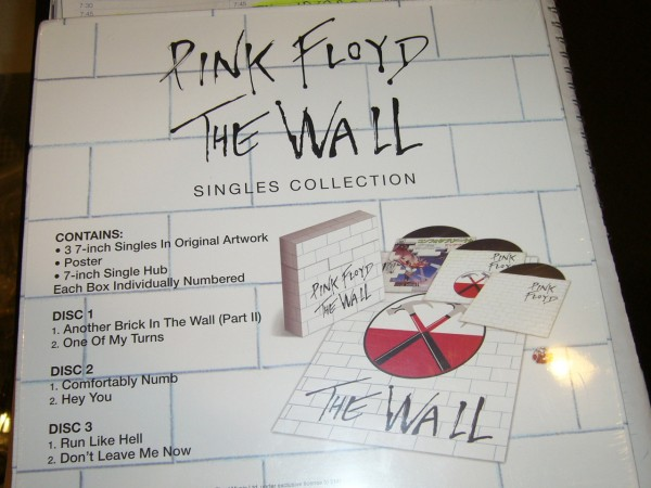 PINK FLOYD-The Wall Singles Collection