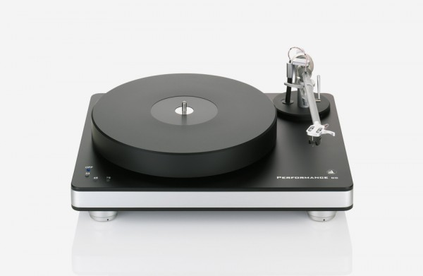 CLEARAUDIO PERFORMANCE SATISFY KARDON VIRTUOSO-Turntable/CARTRIDGE