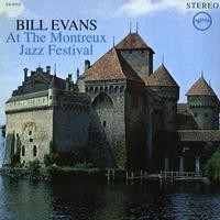 BILL EVANS -At the Montreux Jazz Festival