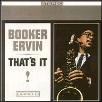 BOOKER ERVIN:Thats It