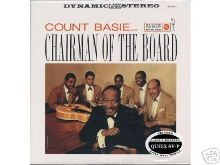 COUNT BASIE-Chairman Of The Board
