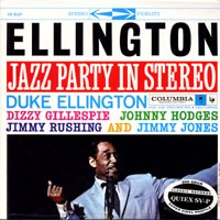 DUKE ELLINGTON-Jazz Party In Stereo