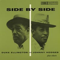 DUKE ELLINGTON/JOHNNY HODGES-Side by Side