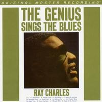 RAY CHARLES:The Genius Sings The Blues Mo-Fi