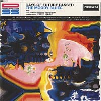 THE MOODY BLUES-Days of Future Passed