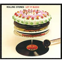 THE ROLLING STONES-Let it Bleed