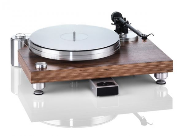 ACOUSTIC SOLID CLASSIC WOOD MPX MIDI-Turntable