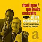 THAD JONES MEL LEWIS-All My Yesterdays