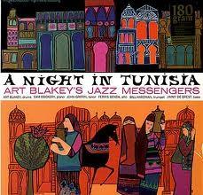 ART BLAKEY- A Night In Tunisia