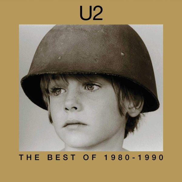 U2-THE BEST OF 1980-1990