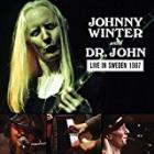 JOHNN WINTER & DR. JOHN-Live in Sweden 1987