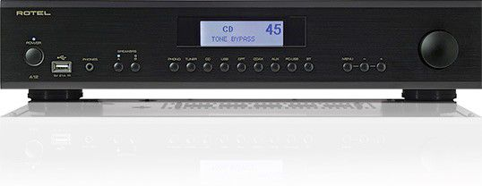 ROTEL A12-Integrated Amplifier