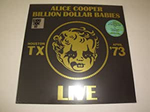 ALICE COOPER-Billion Dollar Babies Live
