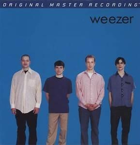 WEEZER- Blue album mofi
