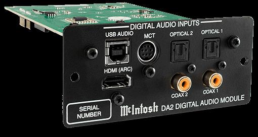 MCINTOSH DA-2-Digital Audio Module Upgrade Kit